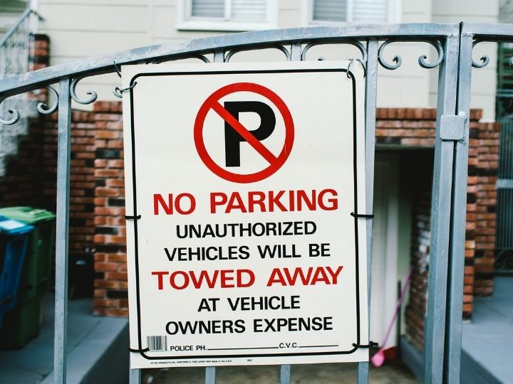 Apartment Towing Services Tow San Diego