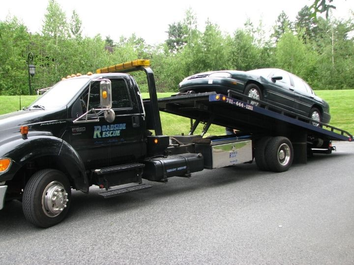Flatbed Towing San Diego